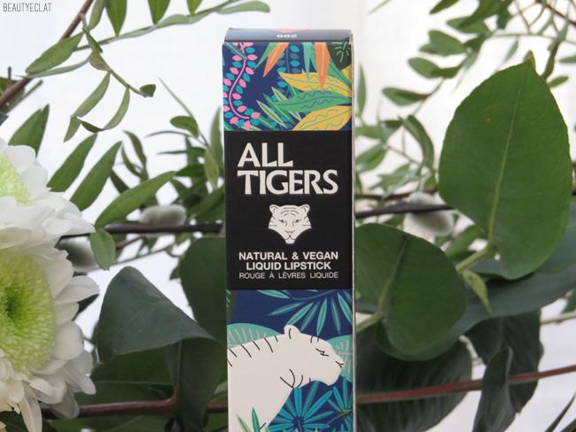avis all tigers lipstick green vegan