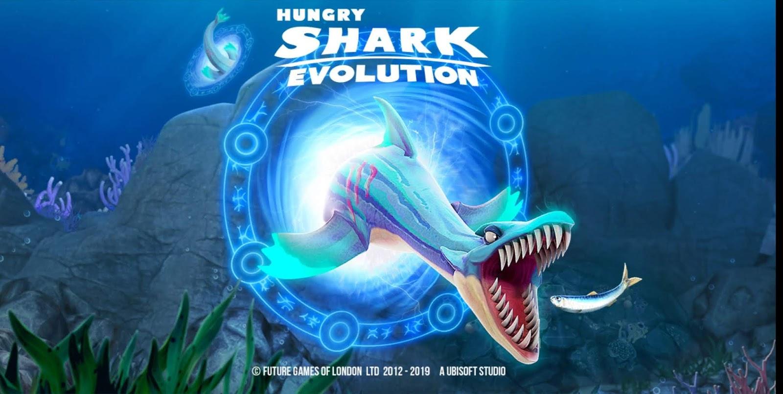 Hungry Shark Evolution Mod Apk Version 6 6 2 Unlimited Money
