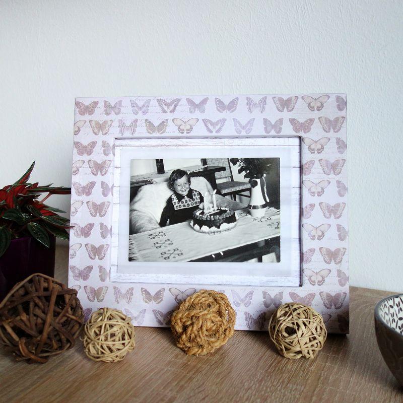 Häufig DIY Challenge - Bilderrahmen aus Pappe basteln {Foto kreativ in MC09