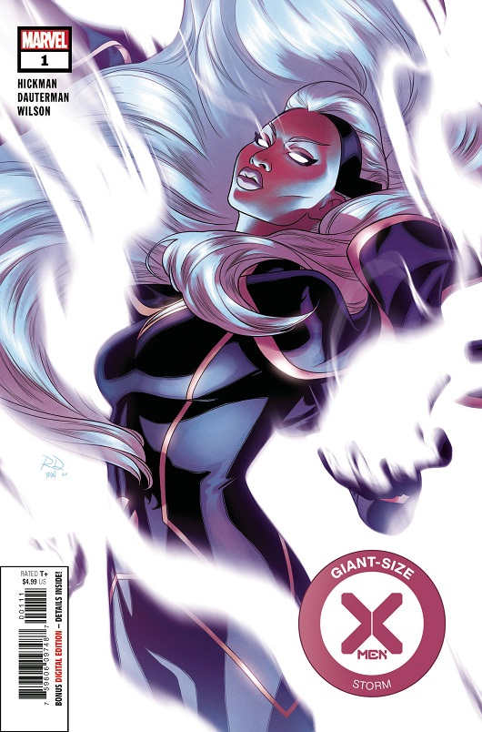 Cover of Giant Size X-Men Storm #1