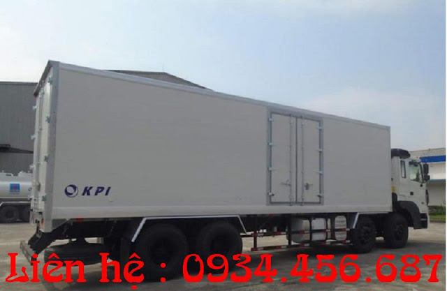 hyundai hd320 thung dong lanh