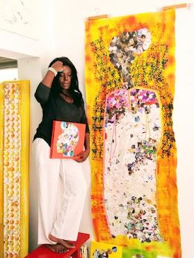 Modern Art Story of an Artist   By Miabo Enyadike