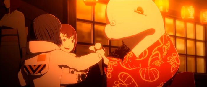 Knights of Sidonia: The Star Where Love is Spun (Sidonia no Kishi: Ai Tsumugu Hoshi) anime film