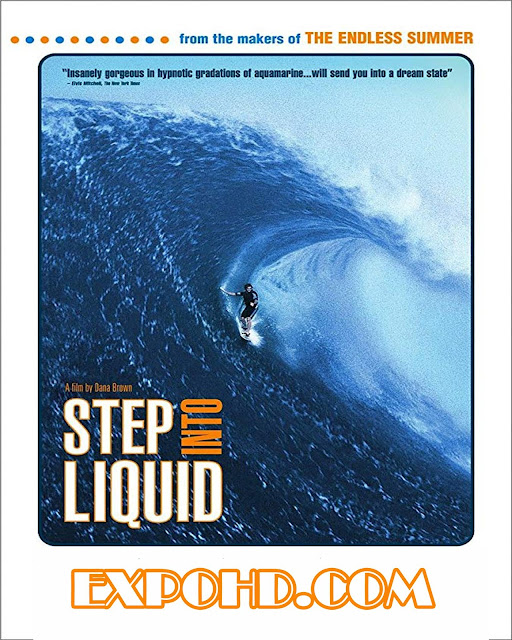 Step Into Liquid 2003 Full Movie Download 480p | 720p | HDRip x261 ACC 980Mb