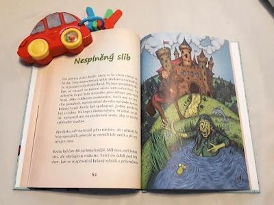 Zlobivé pohádky (Zuzana Pospíšilová, ilustrace Drahomír Trsťan, nakladatelství Grada – Bambook), ukázka