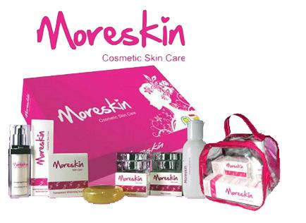 moreskin cosmetic skin care paket kecantikan nasa