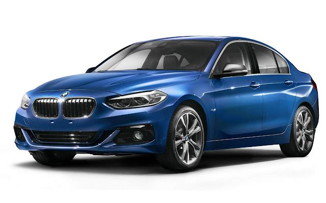 Novo BMW Série 1 Sedan