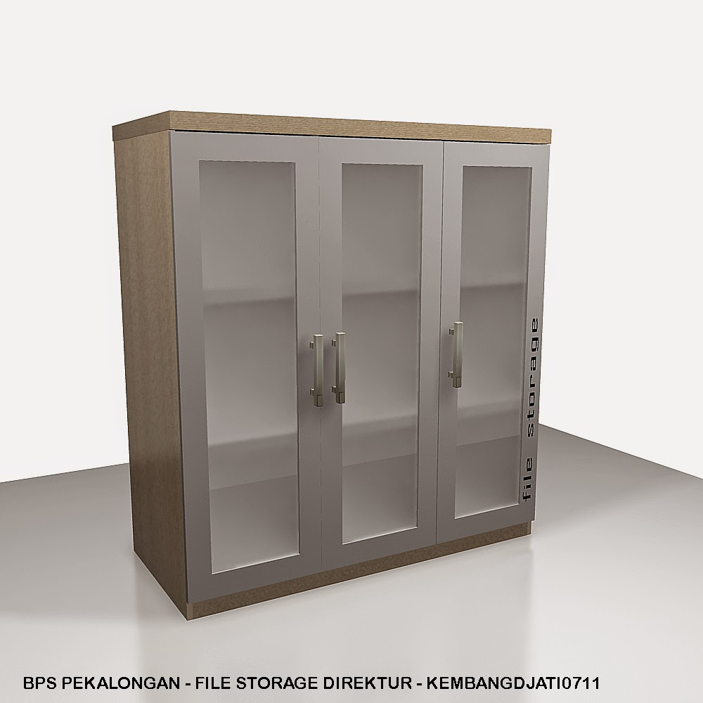 Rak File Semarang - Kantor BPS Kab. Pekalongan