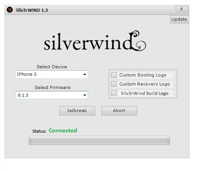 silverwind jailbreak ios 6.1.3