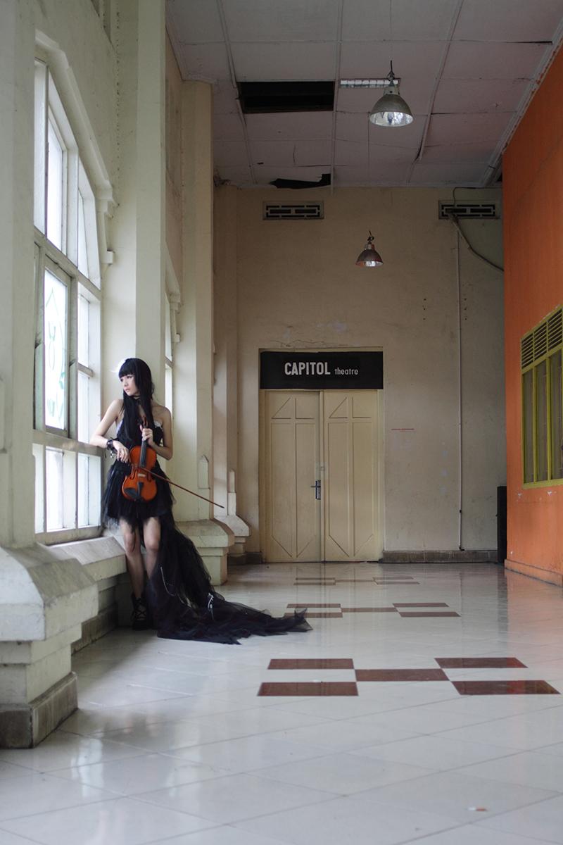 Dian chan artis dan model manis dari makassar