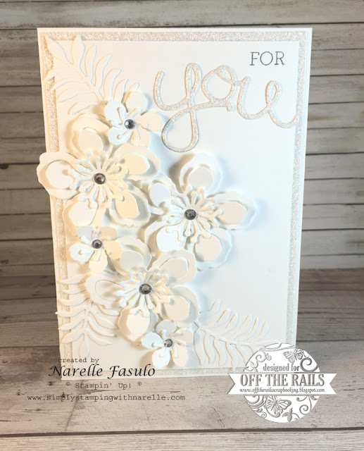 Botanical Builders Framelits - Narelle Fasulo - Simply Stamping with Narelle