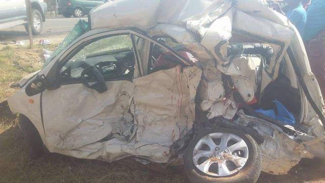 Acidente de viação faz quatro mortos e 27 feridos na Massinga Província de Inhambane