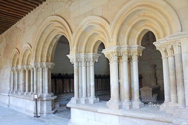 Sala Capitular del Monasterio de San Andrés del Arroyo
