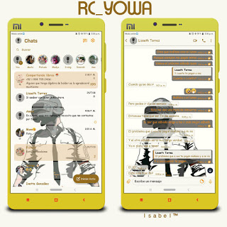 PUBG Theme For YOWhatsApp & RC WhatsApp
