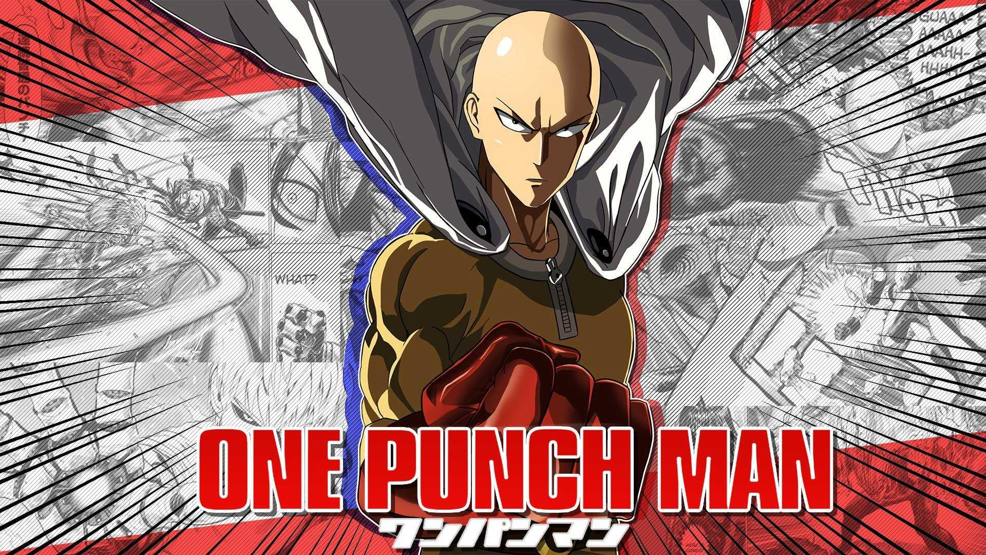 One Punch Man Season 1 BluRay Dual Audio [English-Japanese] DD2.0 480p, 720p & 1080p HD   10bit HEVC ESubs