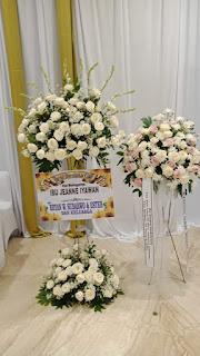bunga standing flower grand heaven