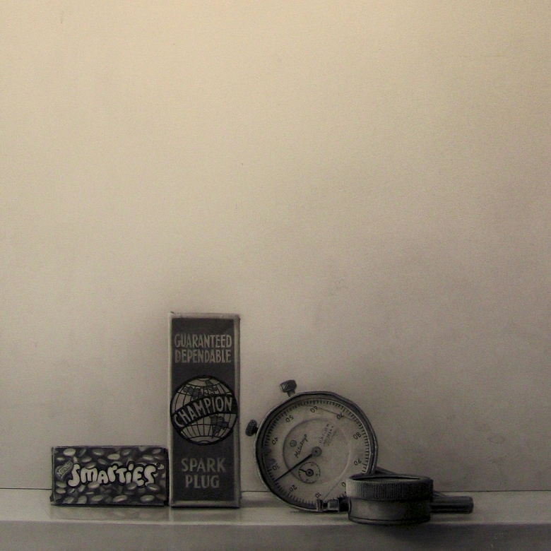 11-Objects-Javier-Banegas-Black-and-White-Realistic-Mixed-Media-Drawings-www-designstack-co