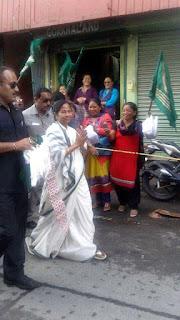 CM mamata in Darjeeling