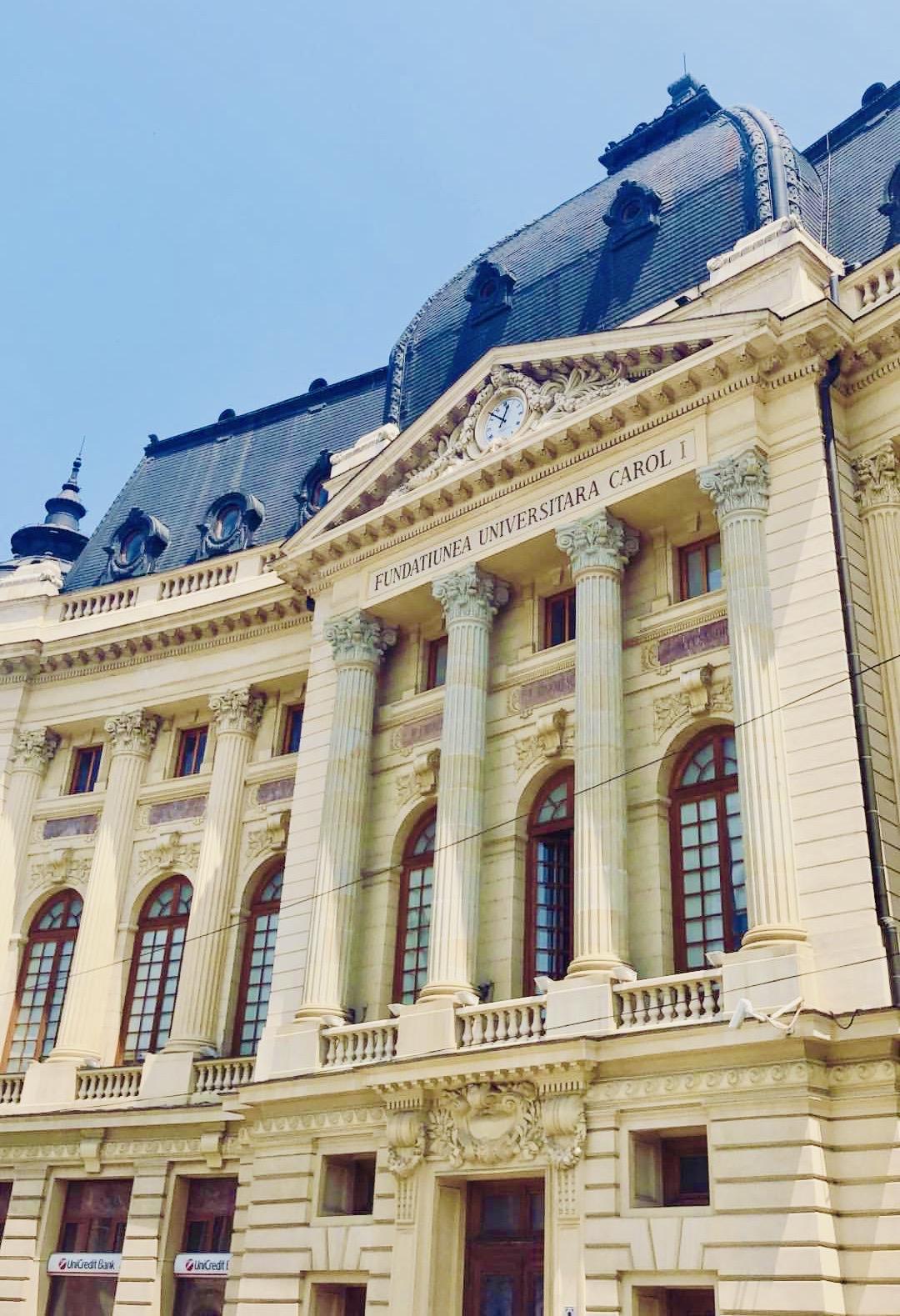 A TRIP TO: BUCHAREST, ROMANIA