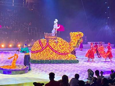 Atlanta georgia Disney on ice road trip adventures blogger top entertainment mommy mom mother motherhood black woman child homeschool pinterest instagram facebook twitter tickets show ticket buy pr public relations blog thedailyaprilnava