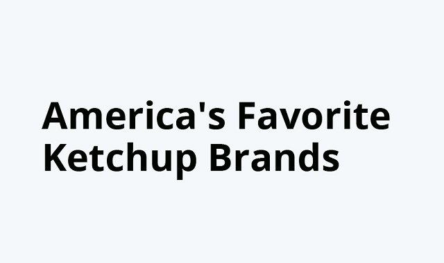 Which ketchup brand do Americans love the most?