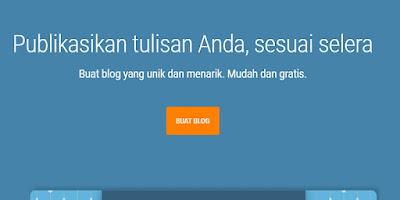 Panduan Lengkap Cara Daftar Blogger Dengan [Tepat, Mudah, Praktis] Pemula