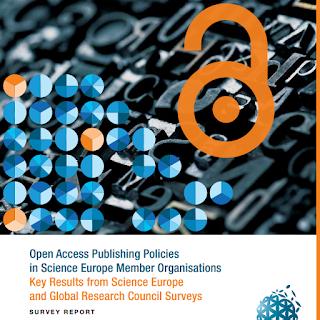 Informe de Science Europe sobre las políticas de Acceso Abierto