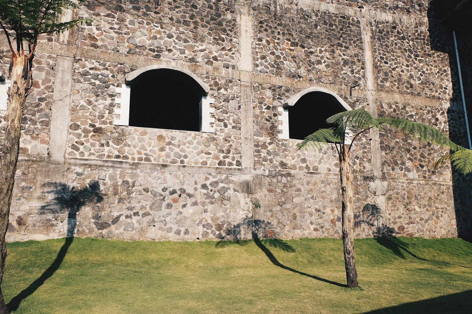 The Lost World Castle Jogja   Frankenranma