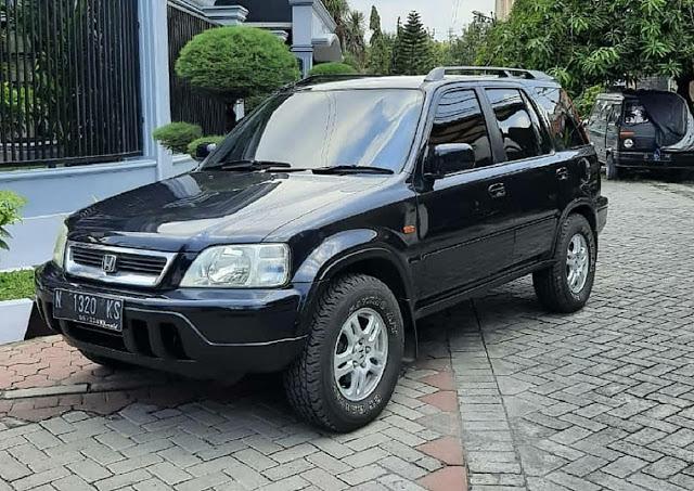 crv 2001 dijual