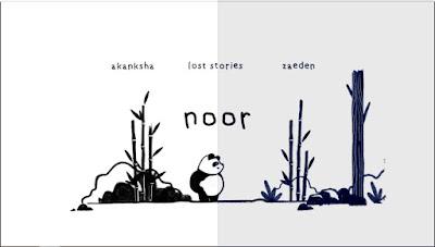 Lost Stories - Zaeden - Akanksha Bhandari - Noor Lyrics