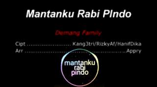 Lirik Lagu Mantanku Rabi Pindo - Hip Hop Demang Family