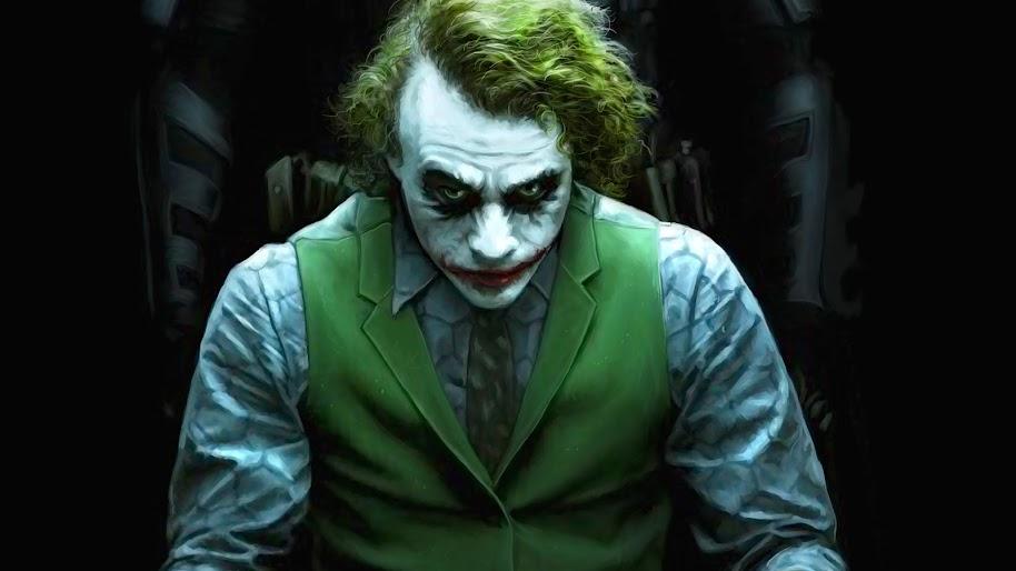 Joker 8k Wallpaper 136