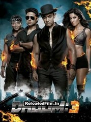 Dhoom 3 (2013) Full Movie Download in Hindi 1080p 720p 480p