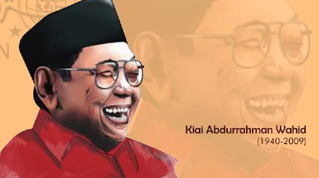 Biografi Abdurrahman Wahid: Masa jabatan kedua dan melawan Orde Baru