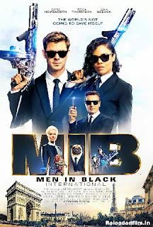 Men in Black 4: International (2019) Movie BRRip Dual Audio 480p 720p 1080p Download
