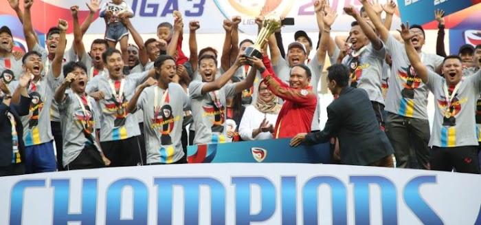 Menpora Ingin Semua Liga di Indonesia Berjalan Kompetitif