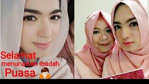 Benarkah Angel Karamoi Mualaf, Cantik Sekali Pakai Hijab