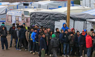 Calais Mayor Sparks Furious Row After Demanding That Squalid Migrant Camp Be Moved To Britain
