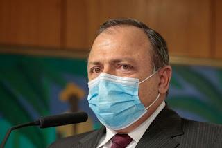 Ministro da Saúde diz que distribuição da vacina para Paraíba e outros estados começa nesta segunda
