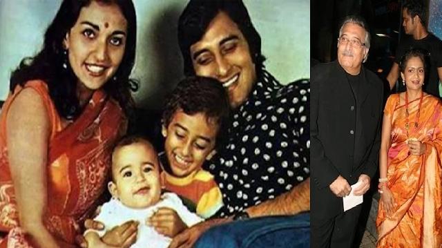 bollywood-actor-vinod-khanna-first-wife-gitanjali-passed-away