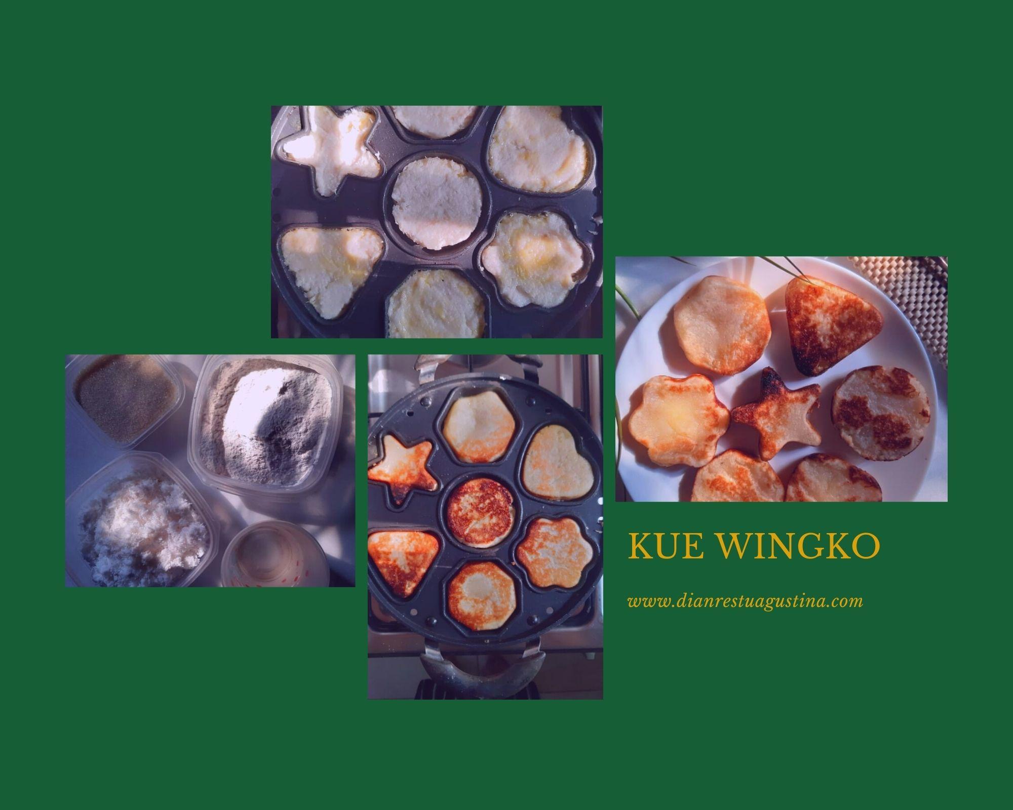 Kue Wingko Sederhana