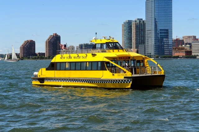 Community Architect: Water Taxi