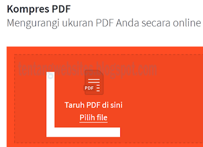 Cara Cepat Mengecilkan file Pdf