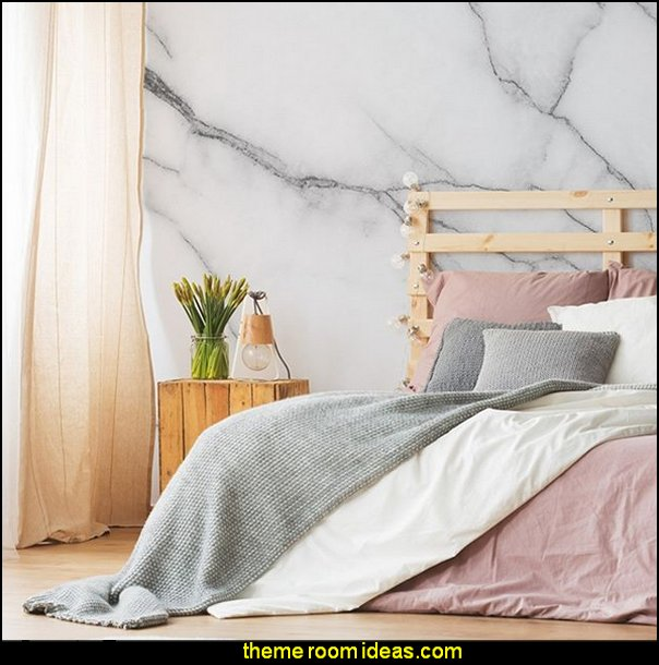 White Marble Texture Mural  Blush pink decorating - blush pink decor - blush and gold decor - blush pink and gold bedroom decor -  blush pink gold baby girl nursery furniture - blush art prints - rose gold bedroom decor -  blush black bedroom decor - blush mint green decor - Blush Black Gold Glitter home decor - Blush Pink furniture