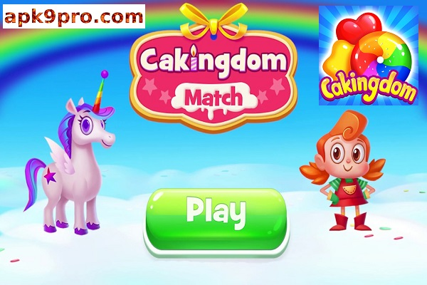Cakingdom Match v0.8.14.20 Apk + Mod (File size 101 MB) for android