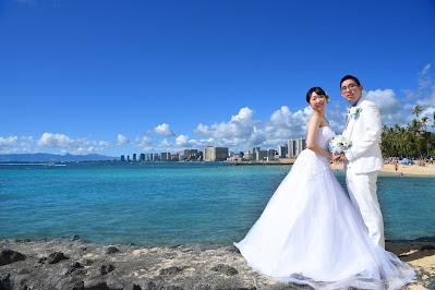 Honolulu Wedding