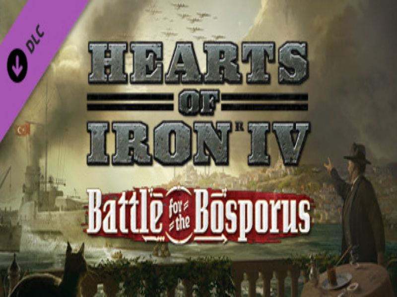 Download Hearts of Iron IV Battle for the Bosporus Game PC Free
