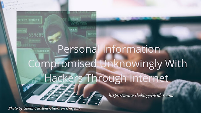 Protect Personal Information from Cyberattack