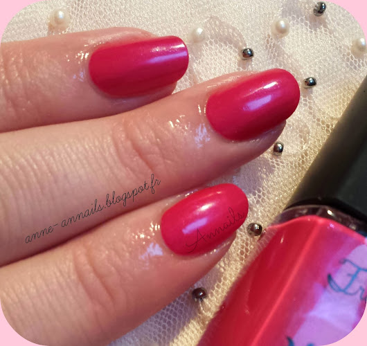 LM Cosmetic Napolitain (Collection Framboise by Napolitain)