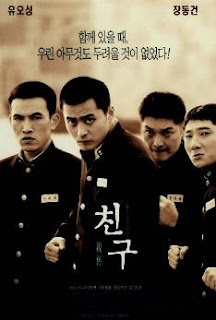 Friend 2001 Korean 480p BluRay 500MB With Bangla Subtitle
